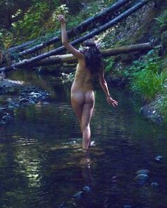Naturista Hippy