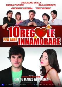 Guglielmo Scilla - dieci regole per far innamorare