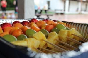 Frutta, cibo sano e naturale