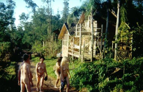 Villaggio Naturista di Colina Do Sol, in Brasile