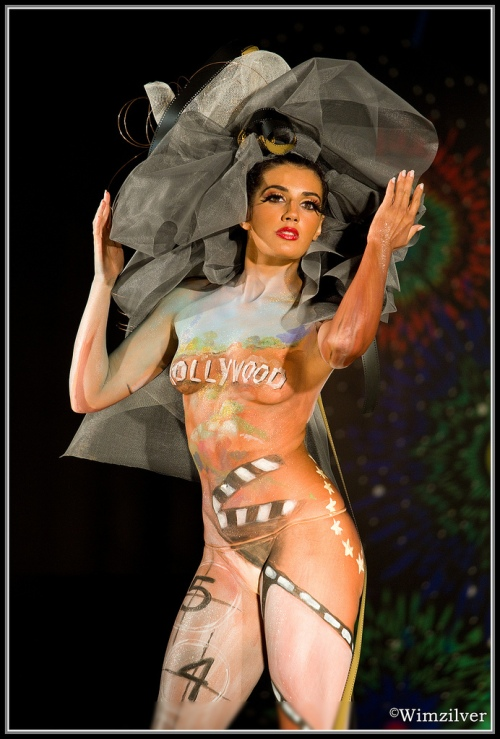 Hollywood - Italian Bodypaint Festival